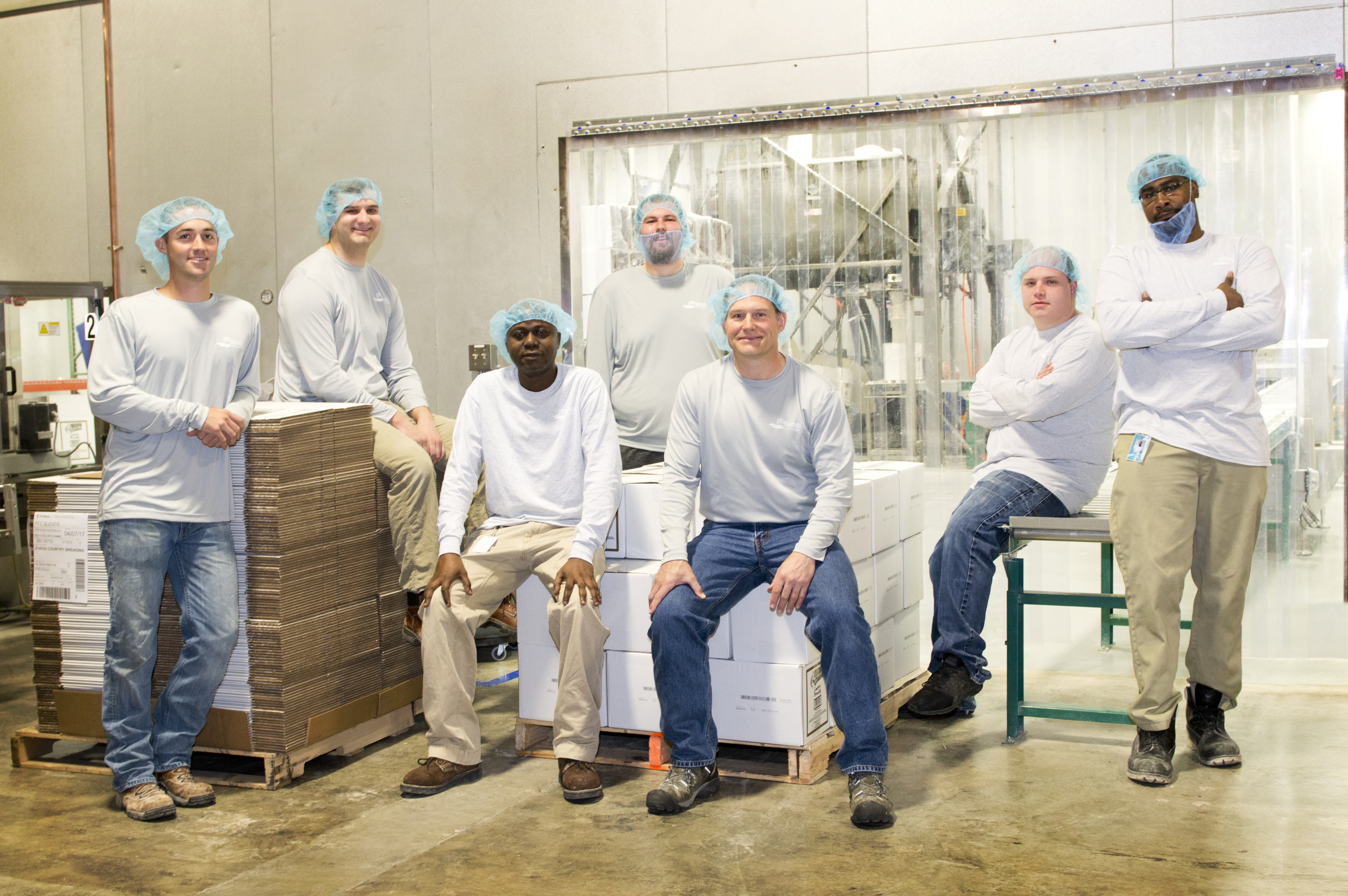 PFS Blends Where Consistency Matters Customer Breading and Blending