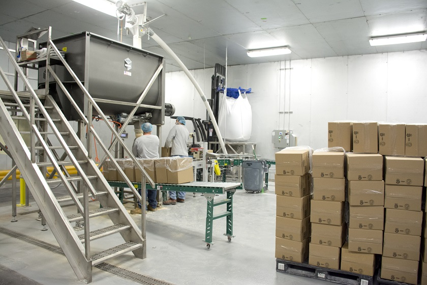 PFS Blends Flour Sack Where Consistency Matters Customer Breading and Blending, specialized blends, custom blending, custom fish breading